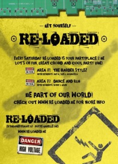 Get Yourself Re-loaded (flyer)