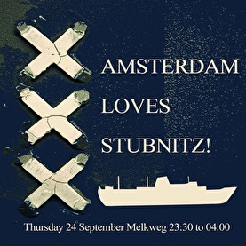Amsterdam loves Stubnitz (flyer)