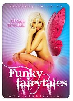 Funky Fairytales (flyer)