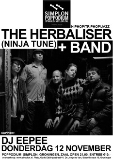 The Herbaliser (flyer)