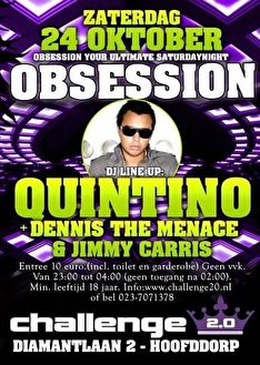 Obsession (flyer)