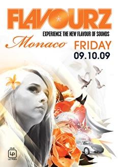 FLavourz Monaco (flyer)