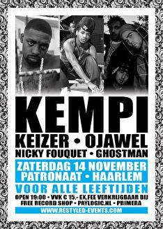 Kempi & Keizer (flyer)