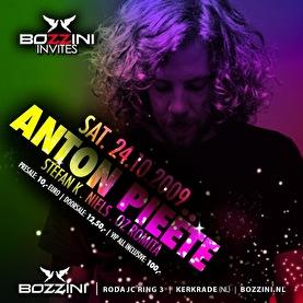 Bozz Invites (flyer)