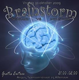 Brainstorm (flyer)