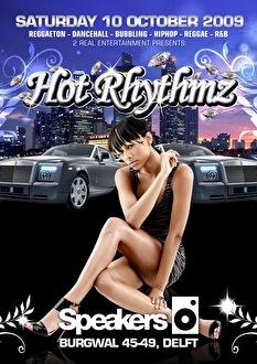 Hot Rhythmz (flyer)