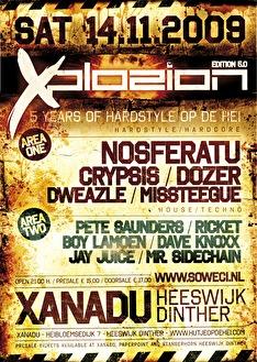Xplozion (flyer)