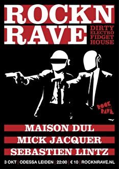 flyer Rock n Rave special