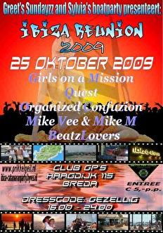 Ibiza Reunion (flyer)