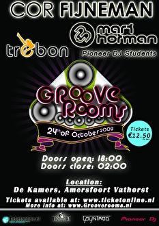 Grooverooms (flyer)