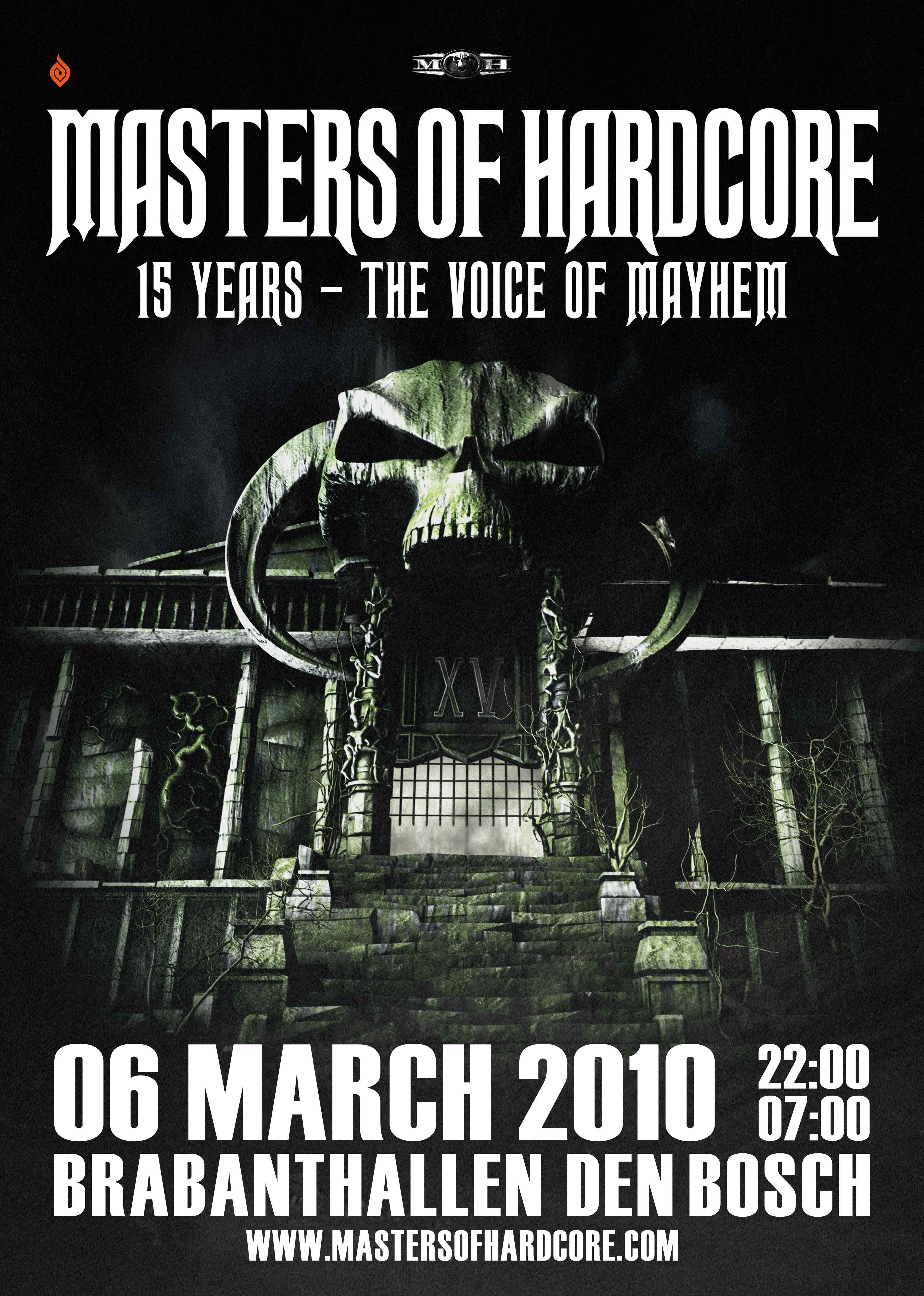 Masters of Hardcore (flyer)