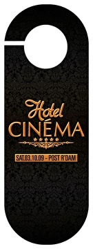 Hotel Cinema (flyer)