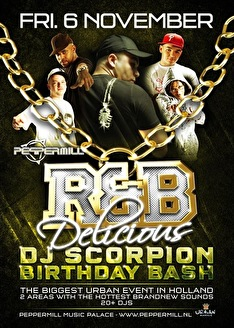 R&B Delicious (flyer)