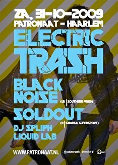 Electric Trash (flyer)