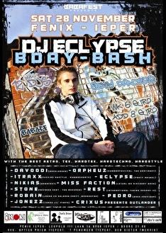 DJ Eclypse Birthday Bash (flyer)
