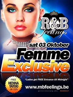 Femme Exclusive (flyer)