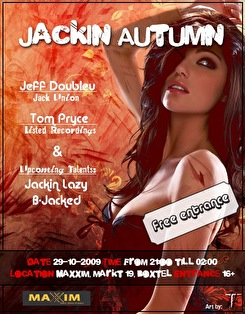 Jackin Autumn (flyer)