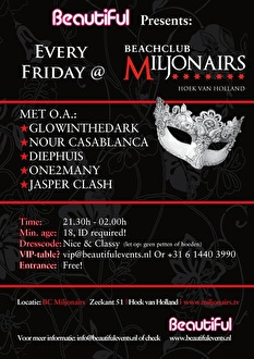 Miljonairs (flyer)