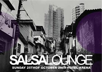 Salsalounge (flyer)