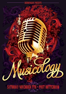 Musicology (flyer)