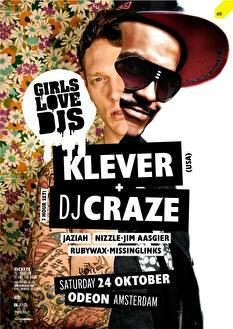 GirlsLoveDj's (flyer)