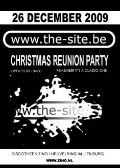 Christmas Reunion Party (flyer)