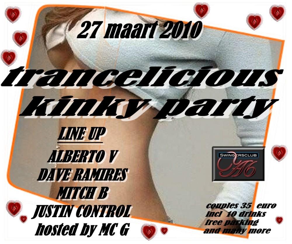 Trancelicious (flyer)
