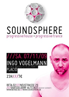 Soundsphere (flyer)