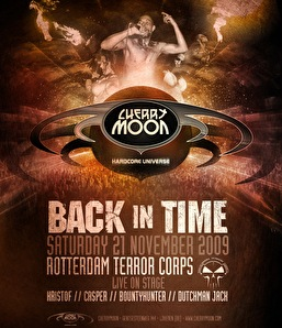 Back In Time (flyer)