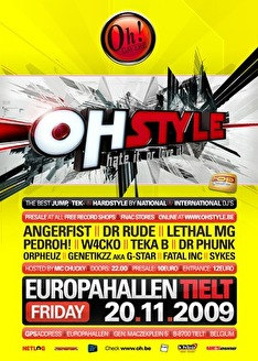 Oh!style (flyer)