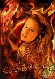 Miss Phoenix Party (flyer)