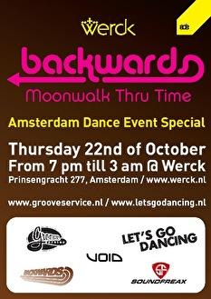 Backwards (flyer)