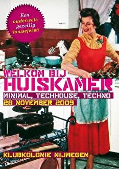 Huiskamer (flyer)