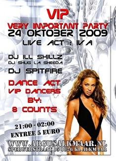 V.I.P (flyer)