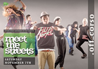 Meet the Streets (flyer)