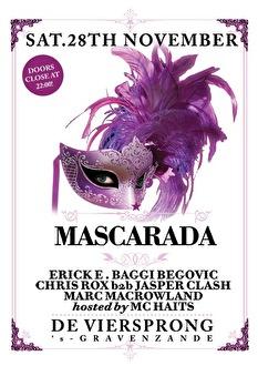 Mascarada (flyer)
