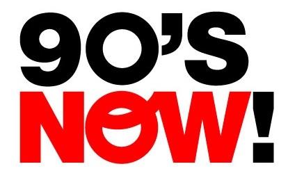 90's Now! (flyer)