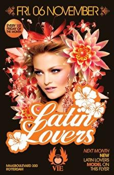 Latin Lovers (flyer)