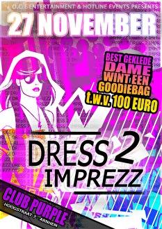 Dress to Imprezz (flyer)