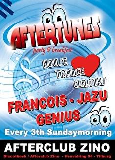 Aftertunes (flyer)