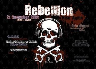 Rebellion pt.2 (flyer)