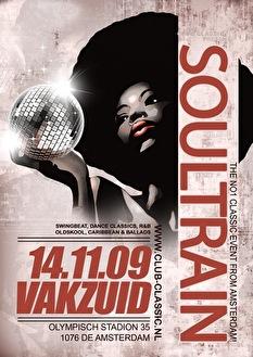 Soultrain (flyer)