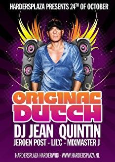 Original Dutch (flyer)