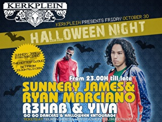 Halloween Night (flyer)