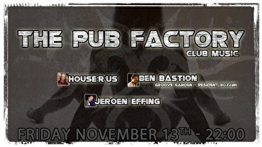 Pub Factory (flyer)