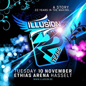 22 years illusion (flyer)