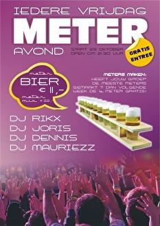 Meter Avond (flyer)