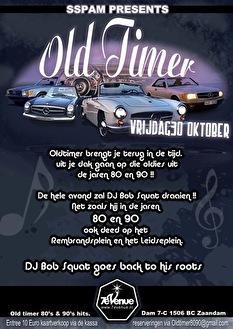 Old timer (flyer)