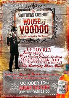 House Of Voodoo (flyer)