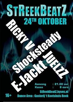 Streekbeatz (flyer)